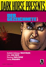 Faszinierender Comic von <b>Dark Horse</b> Presents in exklusiver deutscher <b>...</b> - csm_1395822485_DHP2014_cover_8_teaser_0c5a066cf9
