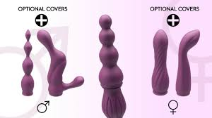 <b>Анально</b>-<b>вагинальные</b> вибраторы двойного проникновения