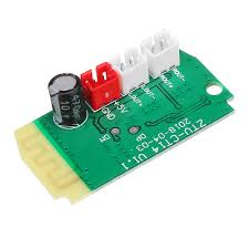 <b>3Wx2 Mini Bluetooth Receiver</b> Module With 4Ohm Speakers Power ...