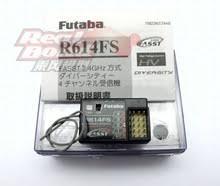 <b>FUTABA 4</b> канала 2.4 ГГц FASST <b>приемник</b> RC кузовном на ...