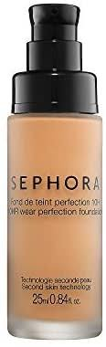 <b>SEPHORA COLLECTION</b> 10 HR Wear Perfection Foundation <b>23</b> ...