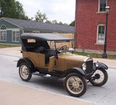 Ford Model T — Википедия
