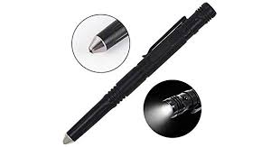 Tungsten Steel <b>Tactical Pen Self Defense Pen Multifunctional</b> ...