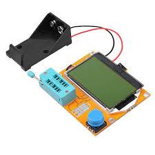 Online Shop LCD Multimeter LCR-T4 <b>ESR Meter mega328</b> M328 ...