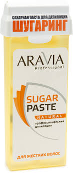ARAVIA Professional <b>Сахарная паста</b> для депиляции в <b>картридже</b> ...