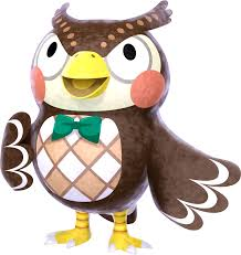 blathers animal crossing wiki fandom powered by wikia