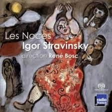 """Resultado de imagem para fotos ou imagens da obra de Stravinsky """"Les Noces"""""""
