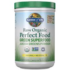 <b>Raw Organic Perfect</b> Food Green Superfood - Original - 414g ...
