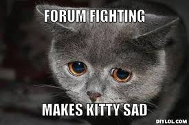 Sad Kitten Meme Generator - DIY LOL via Relatably.com