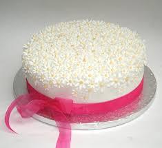 Decorated Birthday Cakes Daisy Cakes Wedding Cakes Birthday Cakes Simple White Daisy Cake