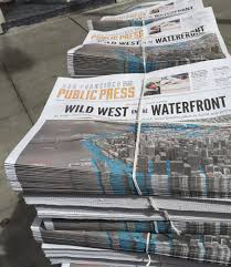 where to buy the newspaper san francisco public press issue no 21 is here