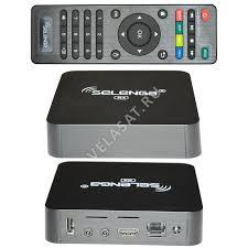 Купить <b>Медиаплеер Selenga R4 2Gb/16Gb</b> Android TV Box в ...