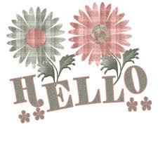 """Résultat de recherche d'images pour """"""""hello"""" fleuri"""""""