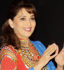 Mumbai: In a tete-a-tete with reporters, the beautiful and ever elegant Madhuri Dixit said that she took inspiration from women from all quarters of life. - MAdhuri-Dixit-Gulaab-Gang