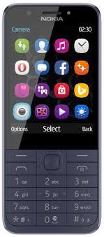<b>Мобильный телефон Nokia 230</b> Dark Blue (RM-1172) - купить ...
