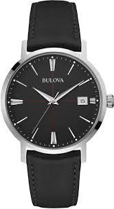 Купить <b>Мужские</b> наручные <b>часы Bulova 96B243</b> | «ТуТи.ру ...