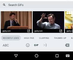 Gboard expands keyboard GIF support beyond Android 7.1