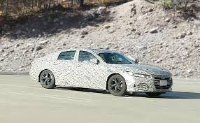 Honda Accord gets fastback makeover