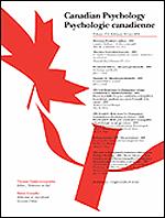 Science in Psychology / La science en psychologie