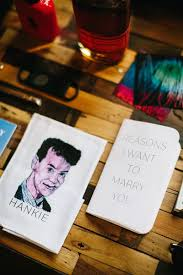 don t miss the tom hankies at this movie themed wedding don t miss the tom hanks hankies at this movie themed wedding