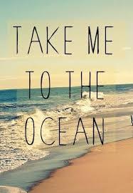 ocean quotes   Tumblr   B E A C H   Pinterest   Ocean Quotes, The ... via Relatably.com