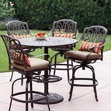 wicker bar height dining table:  stunning bar height patio table furniture lavon bar height dining table counter bar height patio backyard