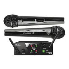 <b>AKG WMS40 Mini2</b> Vocal Set BD US45A/C, купить <b>радиосистему</b> ...
