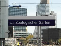 Gare de Berlin Zoologischer Garten