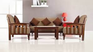 Wooden Living Room Furniture Sofas Buy Sofas Couches Online At Best Prices In India Amazonin