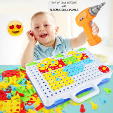 <b>BuzzDrill Puzzle</b> - <b>Educational Toy</b> – Fox Stark