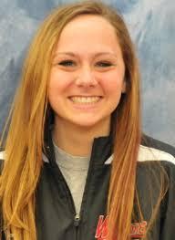 ESU junior Brandi Smith, a Recreation & Leisure Services Management major, plays on the Warriors Women's Lacrosse team. - Brandi-Smith