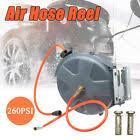 SA821 SEALEY 10m <b>Automatic</b> Recoil Rewind <b>Wall Mounted</b> Air ...
