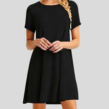 <b>Short Sleeve</b> Dresses for <b>Women</b> for sale | eBay