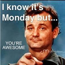 Monday Memes | Sara Humphreys via Relatably.com