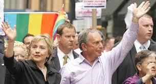 「NYC gay parade with clinton」の画像検索結果