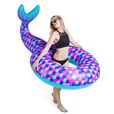 <b>Круг надувной Mermaid</b> Tail <b>BigMouth</b> купить в интернет магазине ...
