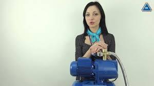 <b>Насосная станция Aquario AUTO</b> AJC-100 - YouTube