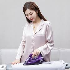 Youpin Lofans <b>YD 012V Cordless Electric Steam</b> Iron for Clothes ...