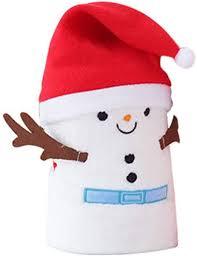 HuiKai Flannel Blanket Creative Cartoon Santa Elk ... - Amazon.com
