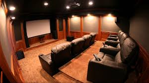 themed family rooms interior home theater:  maxresdefault
