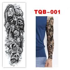 Водостойкая Временная тату <b>наклейка</b>, <b>тату для рук и</b> ног ...