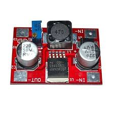 ELEC- <b>LM2596 DC-DC Adjustable Voltage</b> Reduction Module ...
