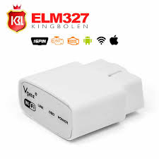 <b>ELM327</b> WIFI Hardware <b>V1</b>.<b>5 Supports Android</b>/iOS/Windows With ...
