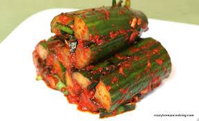 Hasil gambar untuk Oisobagi kimchi