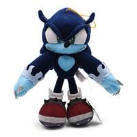 Stuffed <b>Sonic Plush</b> Toys UK