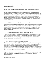 calam eacute o dress code essay papers captivating ideas for academic calameacuteo dress code essay papers captivating ideas for academic writing