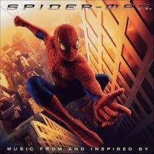 "<b>Саундтрек</b> к фильму ""Человек-паук 1"""