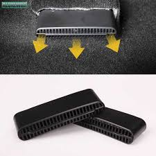 <b>2PCS</b> Seat AC Heat Floor Air Conditioner Duct Vent Outlet Grille ...