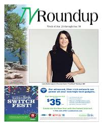 TV Guide Jan. 24 30 2015 by Payson Roundup