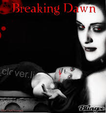 **Bella Cullen Vampire** breaking dawn in red and black----------->original blingee by MoiThePrincess c Copyright c - 630414775_1910858
